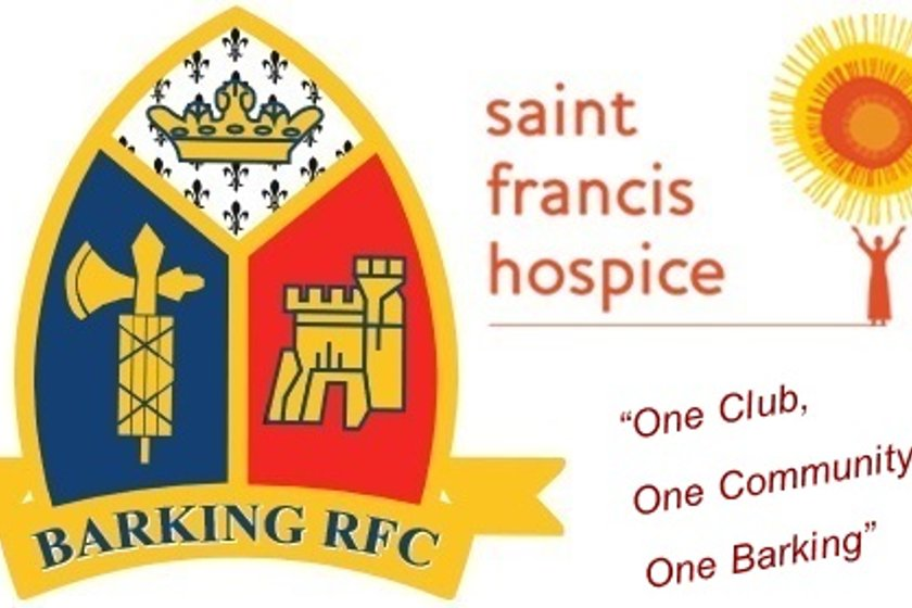 St Francis Hospice - Club Charity of the year 2018/19