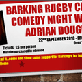Comedy Night comes to Barking