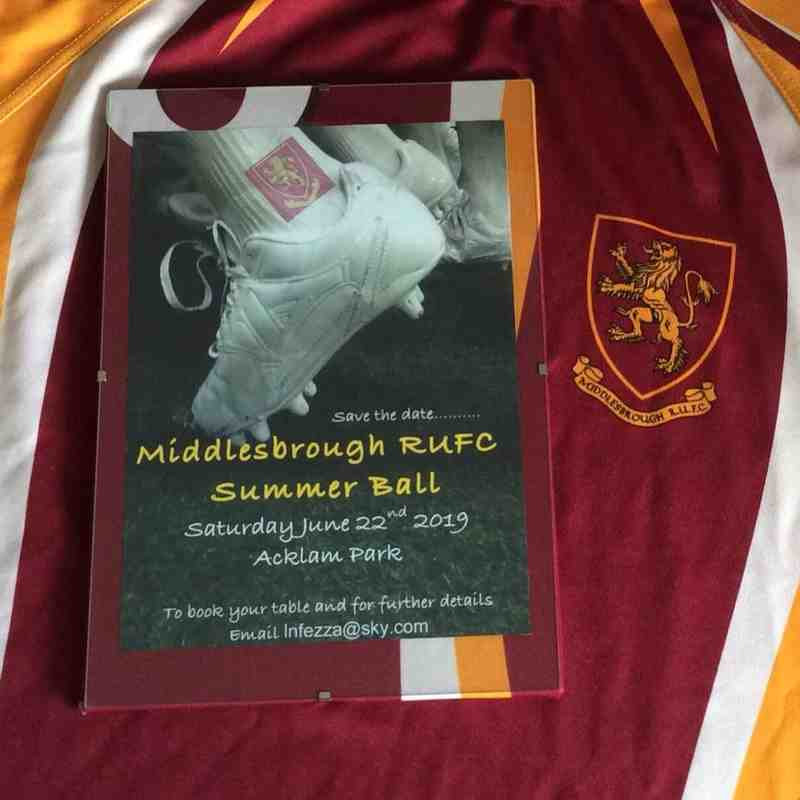 MRUFC Summer Ball 2019