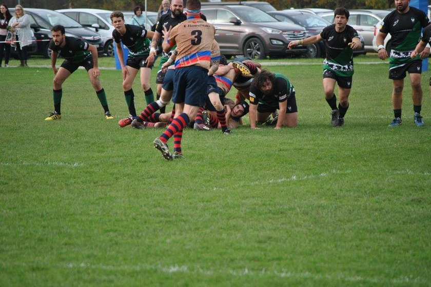 Bishops Topple Ticino at home 55 - 17