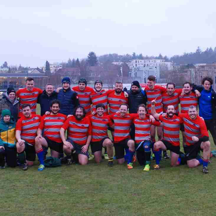 Vorarlberg RUFC Defends Golden Balls Rugby 12's Tournament Title