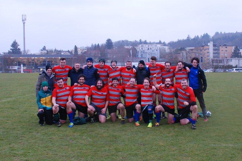 Vorarlberg RUFC Defends Golden Balls Rugby 12's Tournament Title