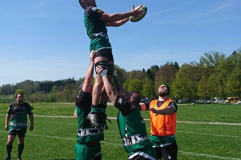 Bishops Win 59-14 Against RC Solothurn