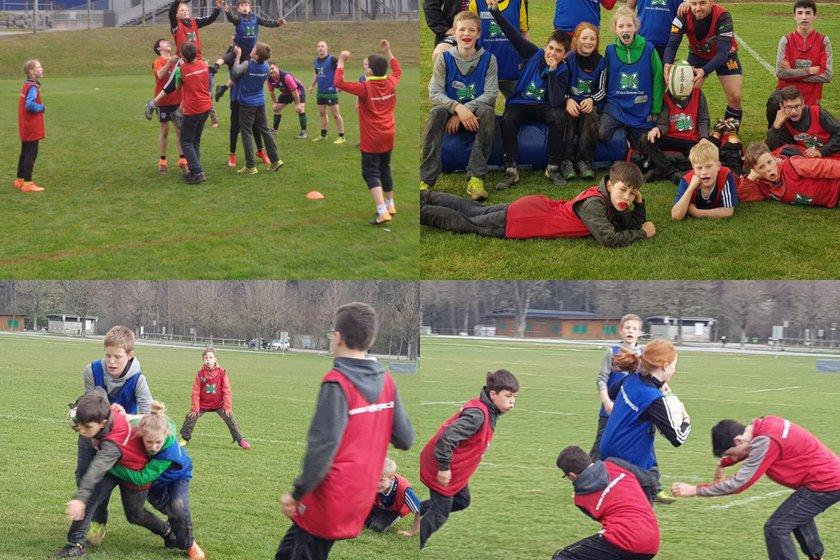 Frühlingssportwoche - Rugby