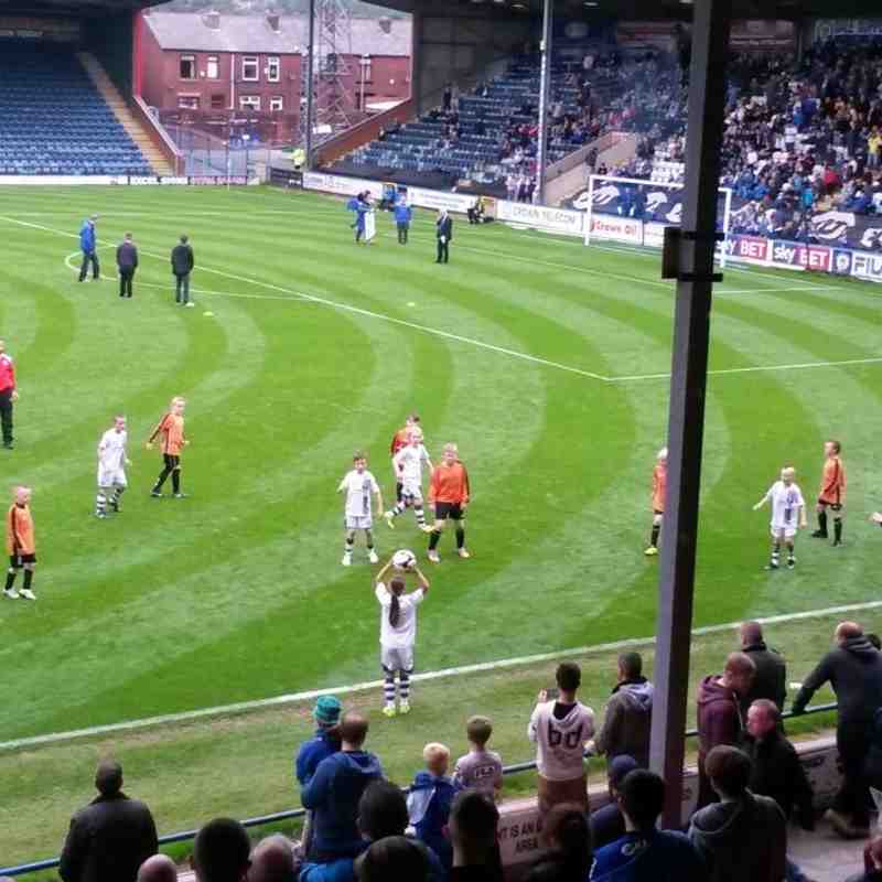 Rochdale Football Club, Final Match in front of Home crowd.
