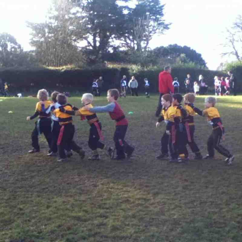 Rugby Conga!!