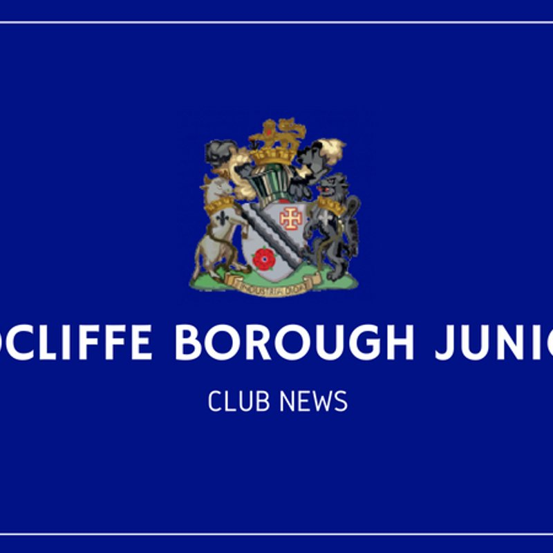 Radcliffe Borough Juniors' Committee Named