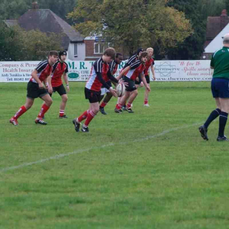 Walsall U17 V Handsworth 2011