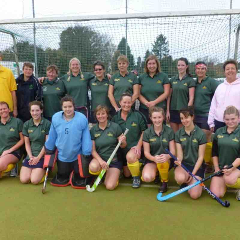 Ladies 4s - team photos
