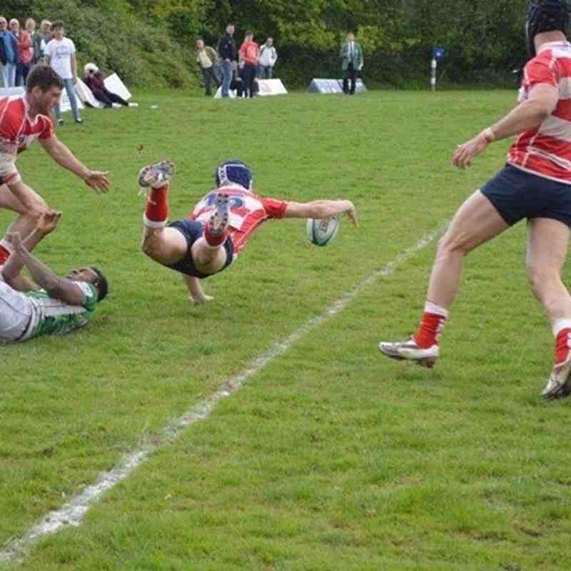 Bob Rogers Sussex Cup Final Horsham v Crowborough 090515