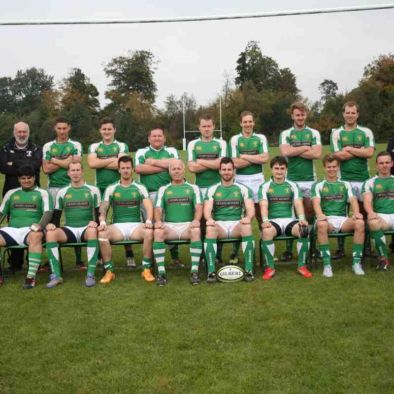 Horsham Lions XV squad photo
