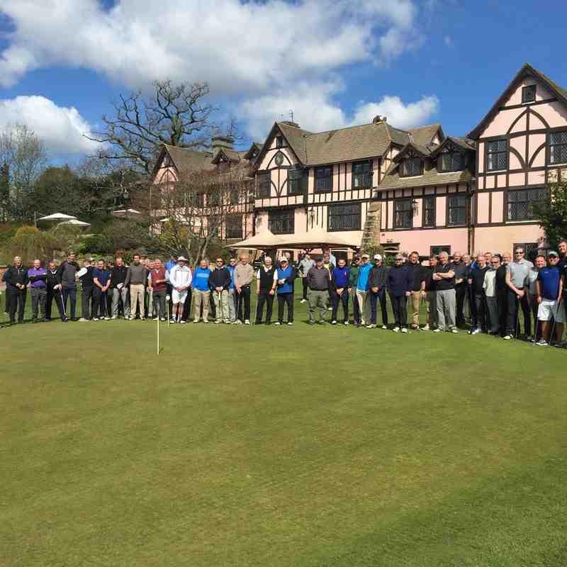 Horsham Rugby Golf Club Golf Day 280416