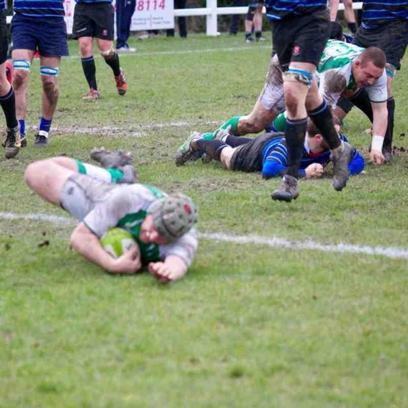 Horsham 1st XV v Old Alleynians 04/03/17