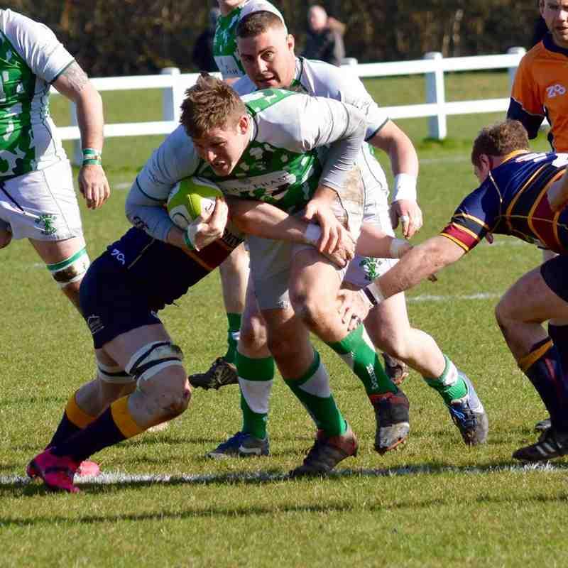Horsham 1st XV v Old Colfeians - March 2017