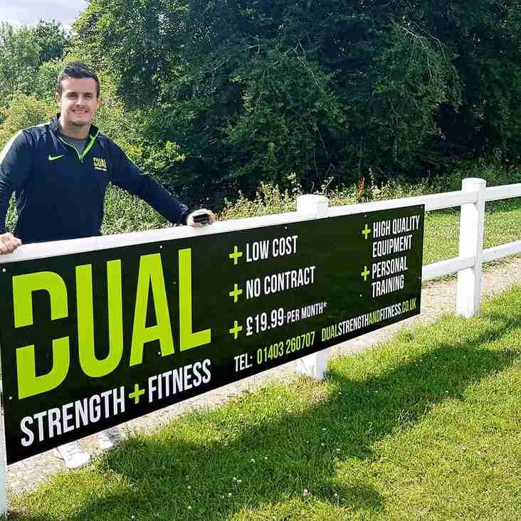 Dual Strength & Fitness - renew sponsorship