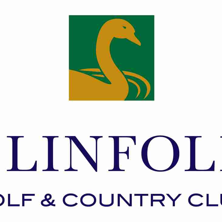 Slinfold Golf & Country Club - renew sponsorship