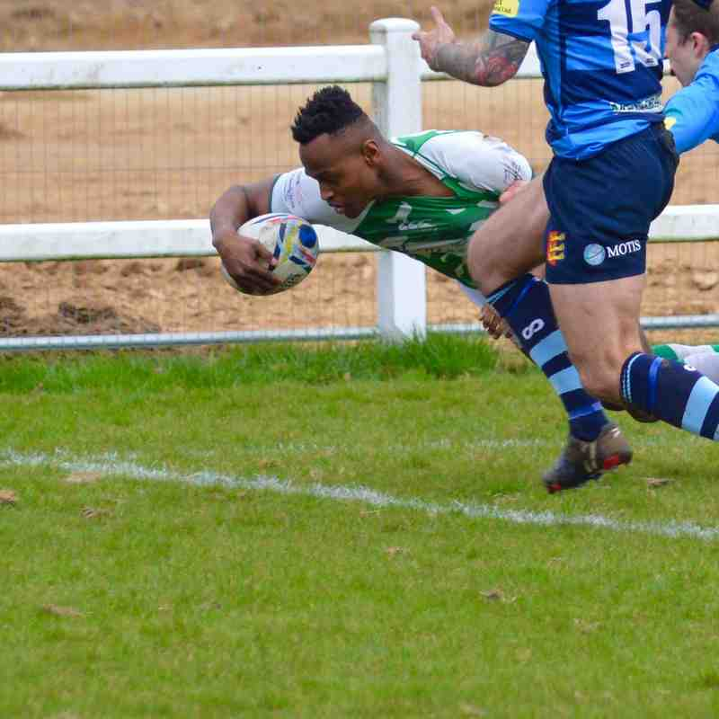 Horsham 1st XV v Dover April 2018