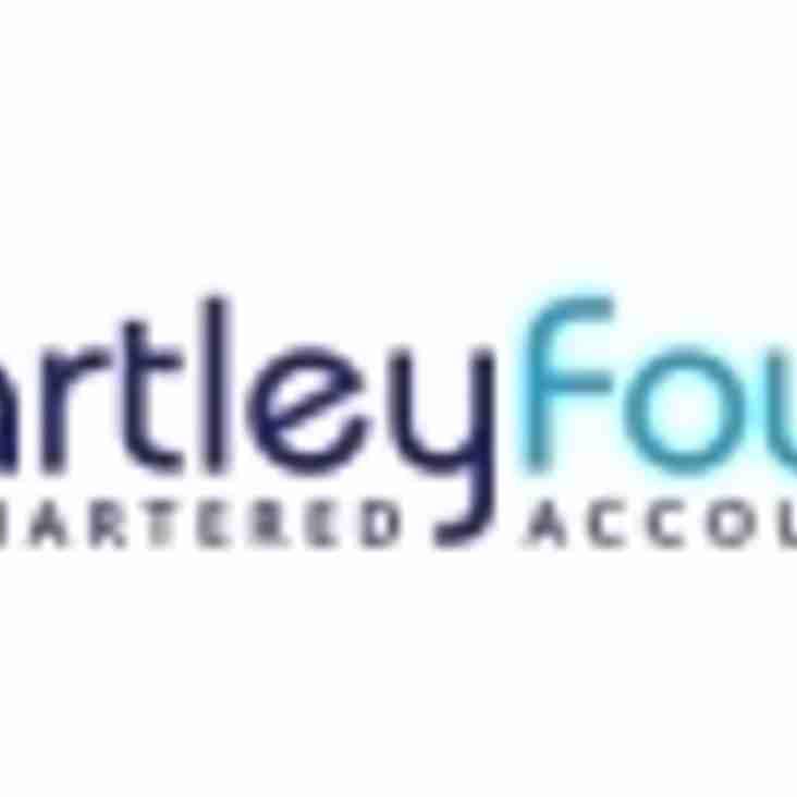 Hartley Fowler (Horsham) Accountants - renew sponsorship