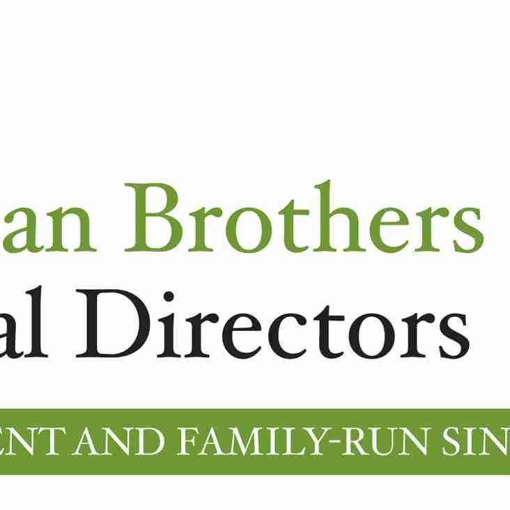 Freeman Brothers - renew sponsorship