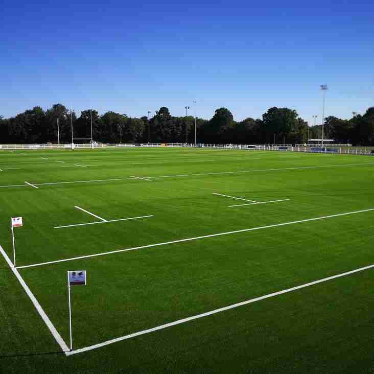 Wonderful new all-weather pitch will boost community sport