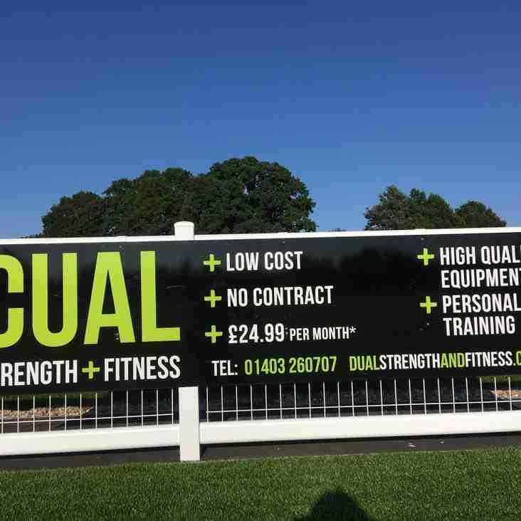 Dual Strength & Fitness renew sponsorship