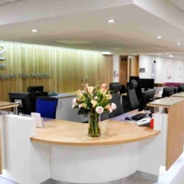 Spire Gatwick Park Hospital become new Club Sponsor