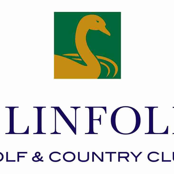 Slinfold Golf & Country Club - renew sponsorship