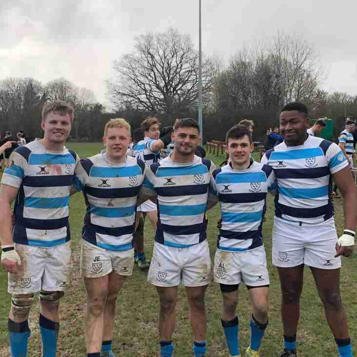 Five local players feature in Sussex Under 20's win