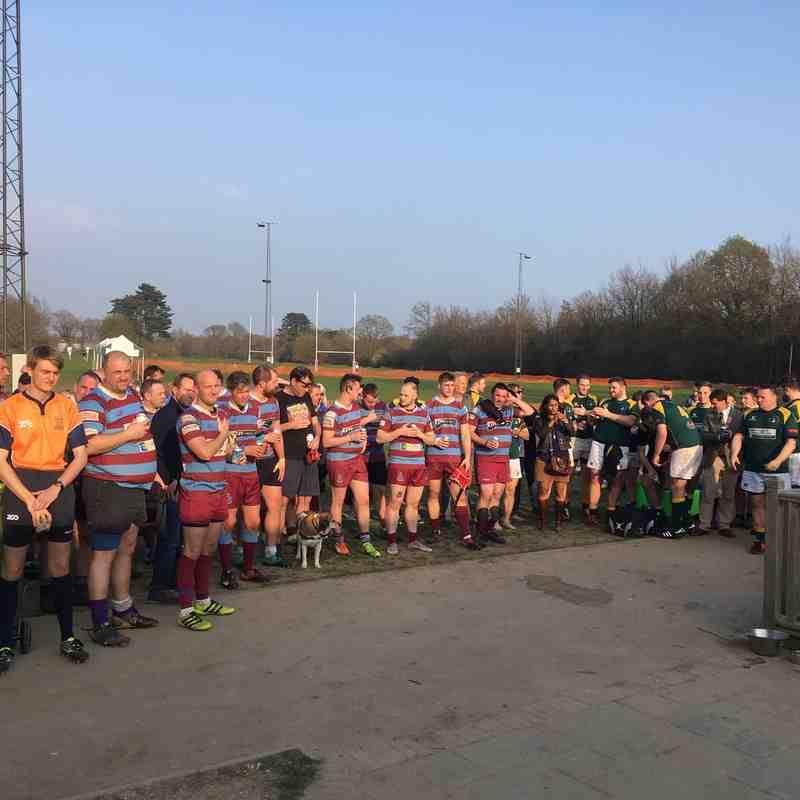 Sussex Finals at Horsham