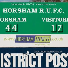 Horsham 1st XV v Farnham - Play-off for promotion into London 1 South - 130419 - Pictures taken by Richard Harman, Darryl Sears, Warwick Baker and Trish Barber