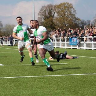 Horsham put in a commanding performance to secure play-off promotion