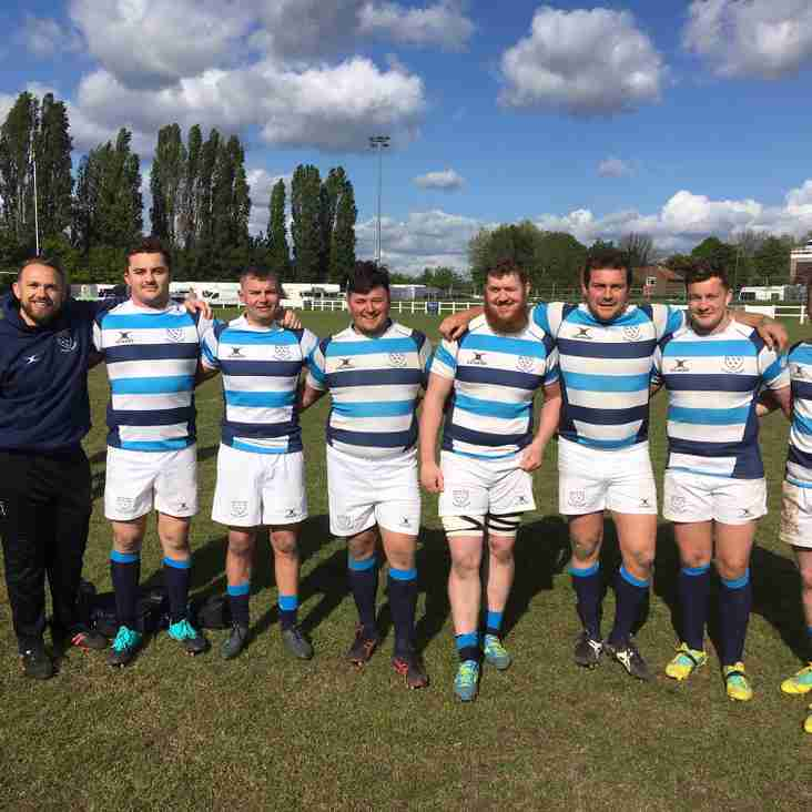 Horsham players representing Sussex in County Championship