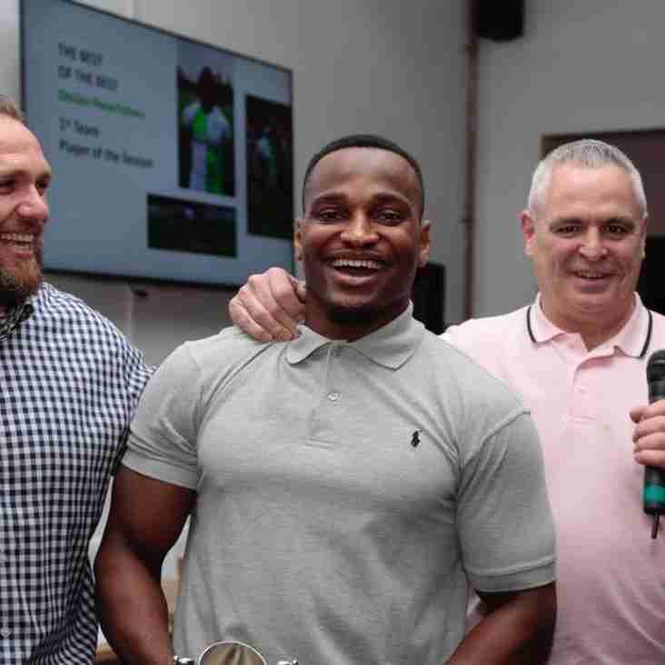 Horsham Rugby Club End of Season Awards