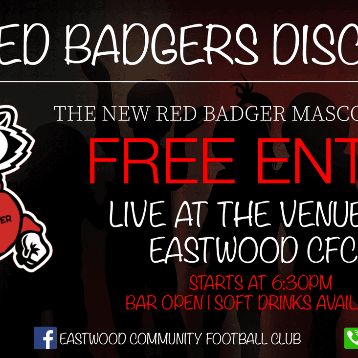 Introducing our brand-new Red Badger Mascot!