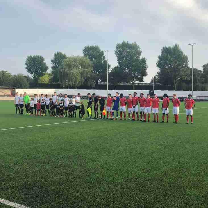 Match Report | Eastwood CFC U18 1 v 1 Southwell City FC U18