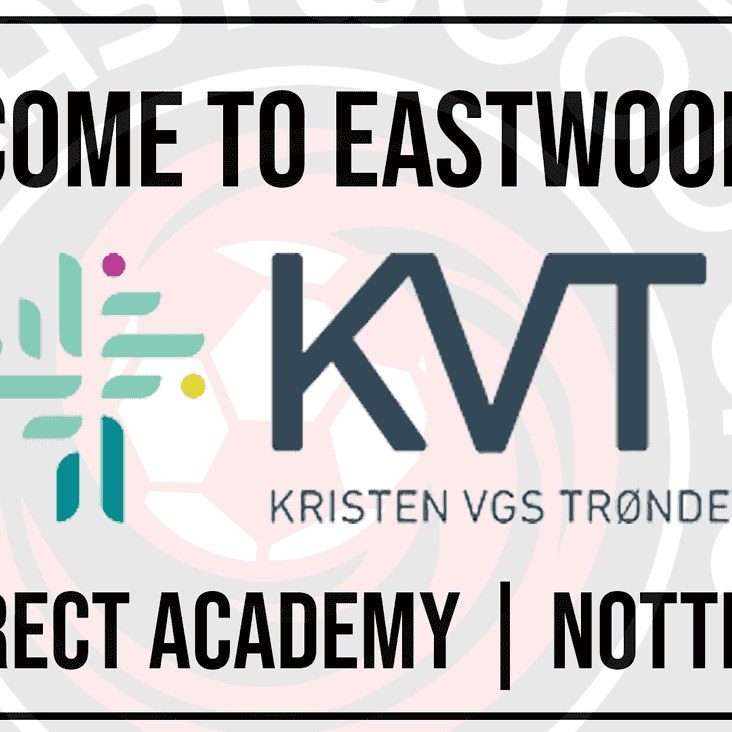 Eastwood CFC Chairman Delighted To Be Hosting Norwegian Academy