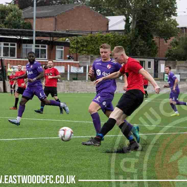 Match Report | Eastwood CFC 0-2 West Bridgford