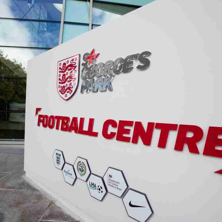 2019 Academy Students To Attend St. George's Park For 3 Days