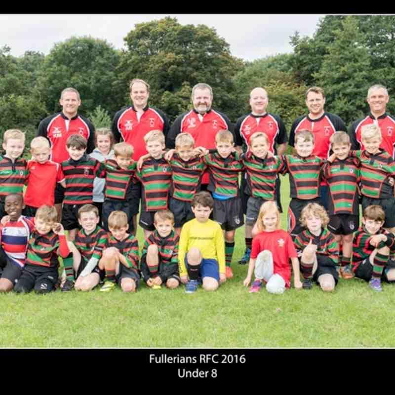 Team Photo U8