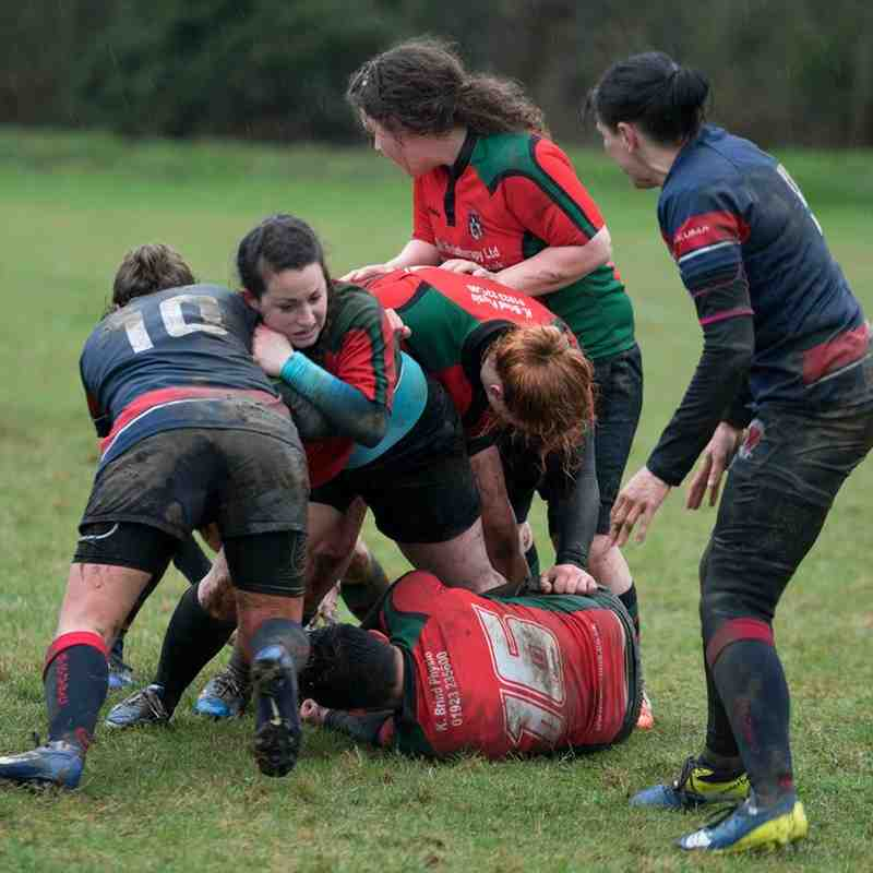 Biggleswade RFC Ladies vs Fullerians RFC Ladies