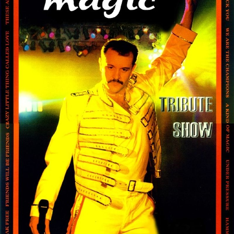 Pure Magic Queen Tribute Show