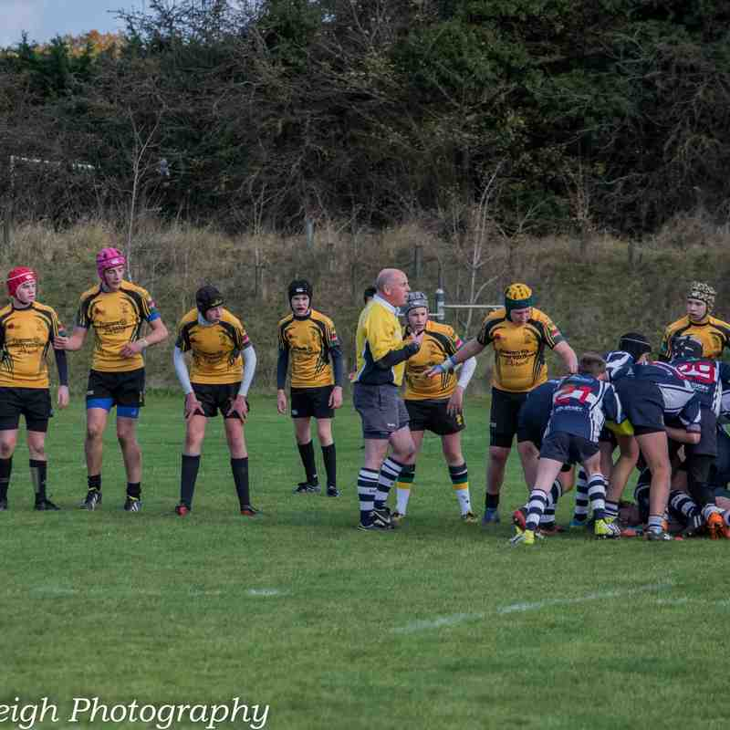U15's Sudbury Away Game 12-11-17