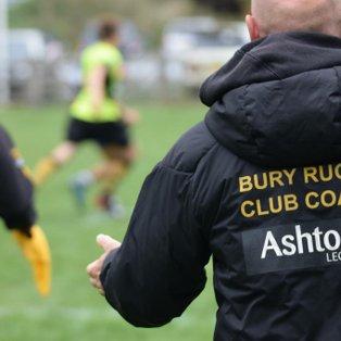 Saffron Walden RUFC U16 7 v Bury St Edmunds RUFC U16 7