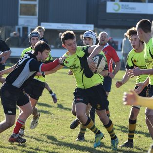 Colchester RUFC U16 17 v Bury St Edmunds RUFC U16 17