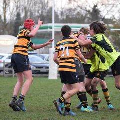 Bury U16 vs Southwold 25/11/18