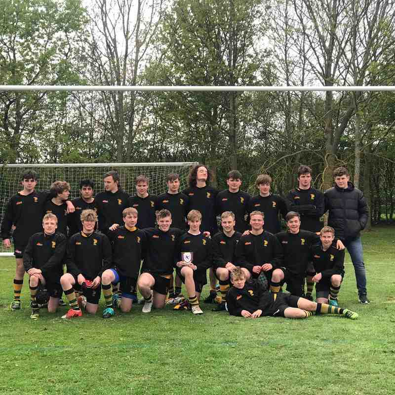 Eastern Counties Plate,Bury U16 vs Cambridge & Holt 28/4/19