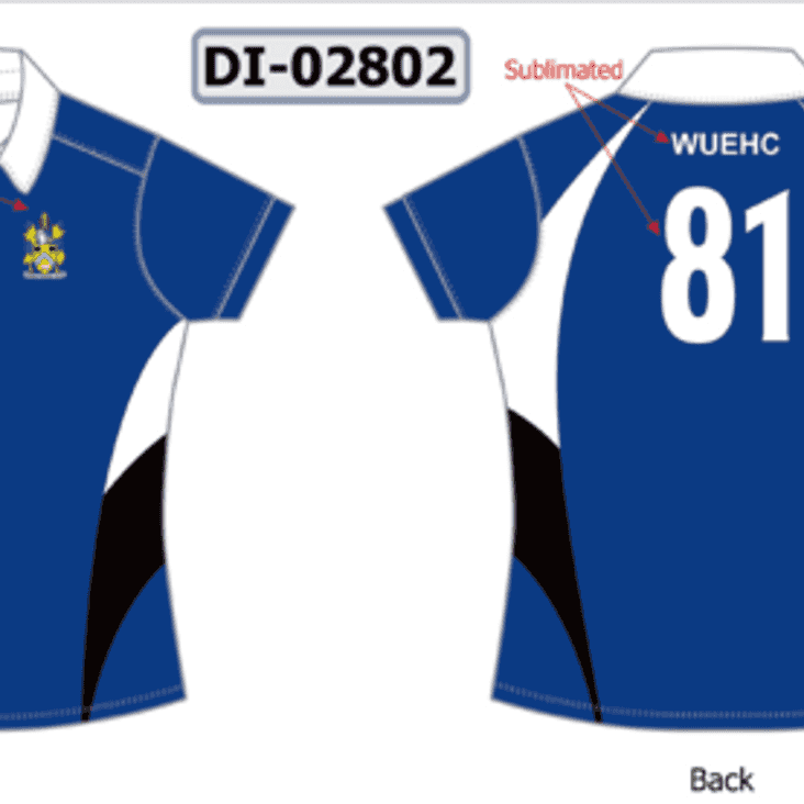 The WUEHC Club Shop is now open