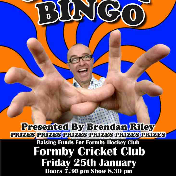 Comedy Bingo Night