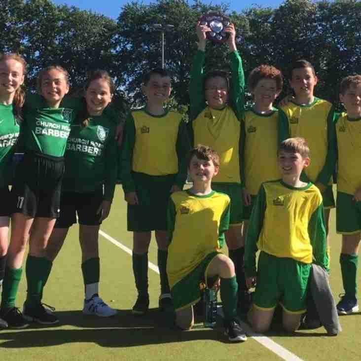 Formby HC Primary Schools' Hockey Tournament