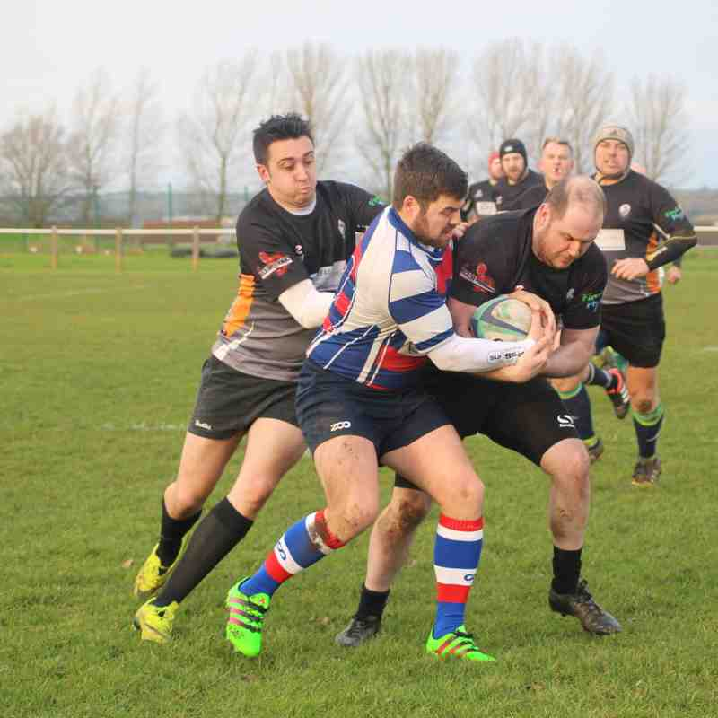 Winlaton V Prudhoe and Stockfield  31.12.2016
